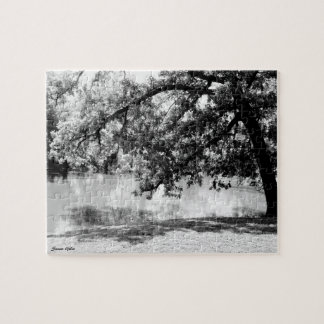 Reflection in the Water Fine Art Puzzle