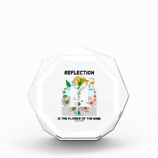 Reflection Is The Flower Of The Mind (Angiosperm) Award