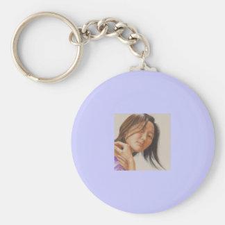 Reflection Keychain