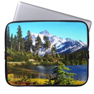 Reflection Lake Computer Sleeve