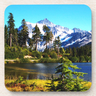 Reflection Lake Drink Coaster