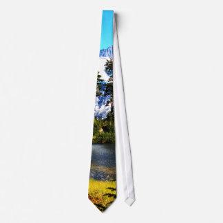 Reflection Lake Tie
