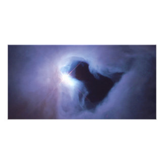 Reflection Nebula In Orion Hubble Space Customized Photo Card