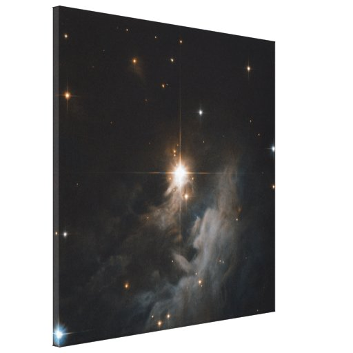 Reflection Nebula IRAS 10082-5647 Gallery Wrap Canvas