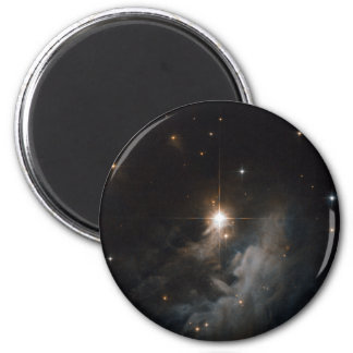 Reflection Nebula IRAS 10082-5647 Magnet