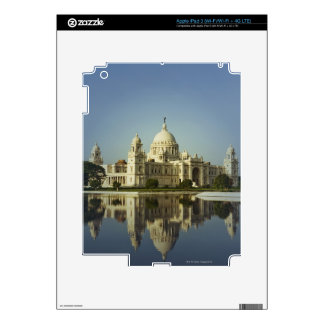 Reflection of a Museum iPad 3 Decal