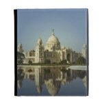 Reflection of a Museum iPad Folio Cases