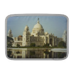 Reflection of a Museum MacBook Air Sleeve