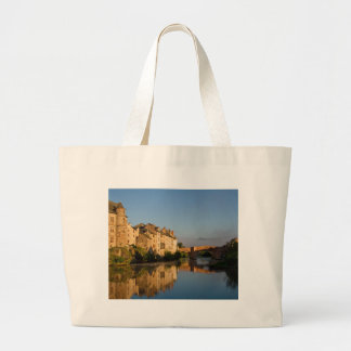 Reflection of Espalion Large Tote Bag