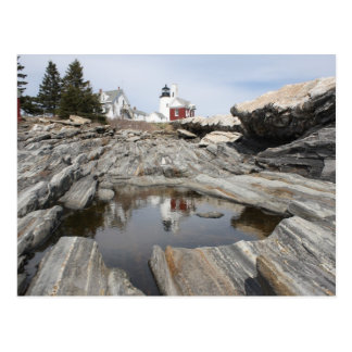 Reflection of Pemaquid Postcard