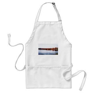 Reflection Of The Season Adult Apron
