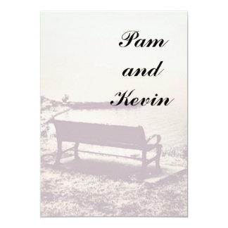 Reflection on the Bench Card