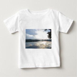 reflection opposite inverted baby T-Shirt