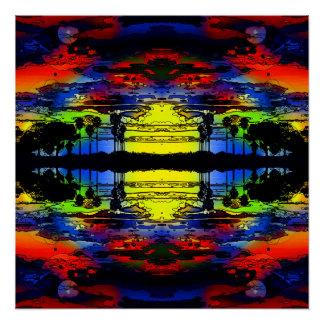 Reflection Phenomenon Poster