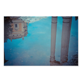 Reflection Photo Print