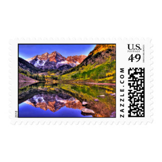 Reflection Stamp