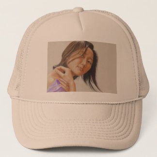 Reflection Trucker Hat