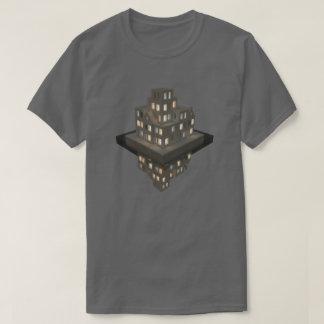 Reflections 01 Architecture concept art T-Shirt