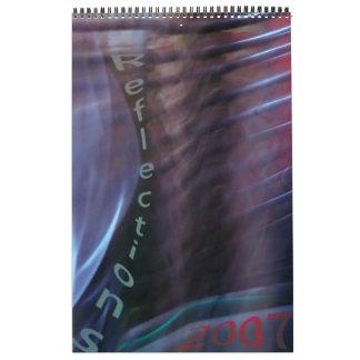 Reflections 2007 calendar