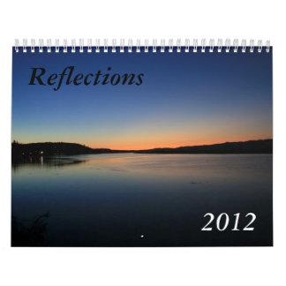 Reflections 2012 calendar