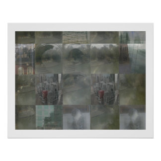 Reflections 2-Print Poster