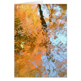 Reflections 3 card