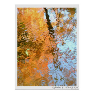 Reflections 3 posters