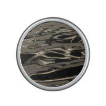 reflections abstract art speaker