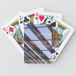 Reflections Bicycle Playing Cards