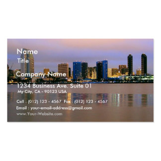 Reflections Business Card