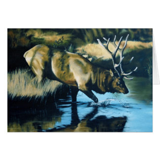 Reflections - Customized Greeting Card