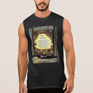 Reflections For Inner Strength Sleeveless Shirt