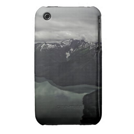 Reflections from Way Up Case-Mate iPhone 3 Case