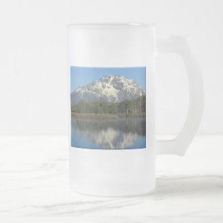 Reflections Grand Tetons Coffee Mugs
