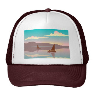 """""""Reflections"""" Hat"""