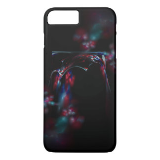 Reflections In a Broken Glass Fractal Phone Case