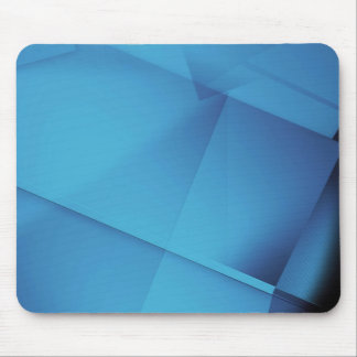 Reflections in Blue Mouse Pad