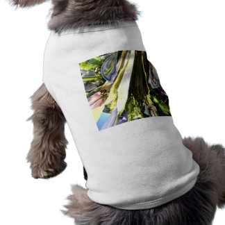 Reflections In Brass Pet T Shirt