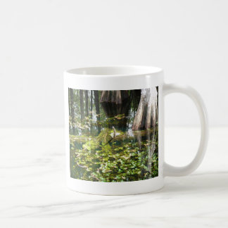 Reflections In The Swamp Coffee Mug