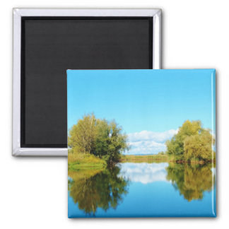 Reflections in the Water - Magnet
