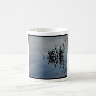reflections in wadden sea mugs