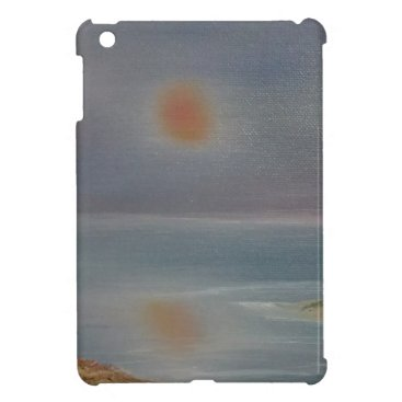 Beach Themed Reflections iPad Mini Case