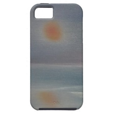 Beach Themed Reflections iPhone SE/5/5s Case