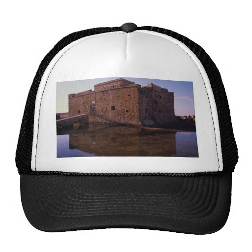 Reflections, Medieval Fort, Nea Paphos, Cyprus Hat
