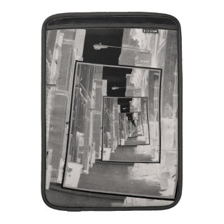 Reflections of An Infrared Alley MacBook Sleeve