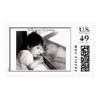 Reflections of Autism Stamps
