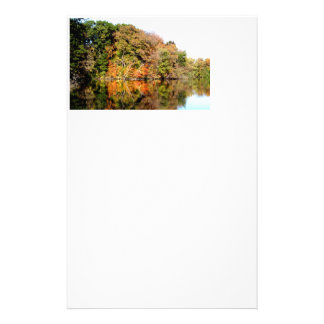 Reflections of Autumn Stationery