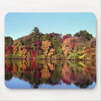 Reflections of Fall Mousepads