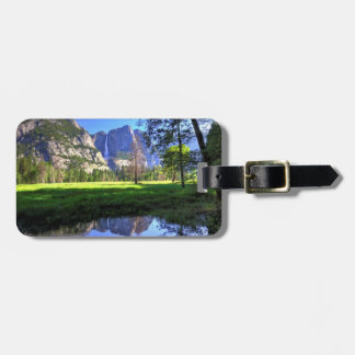 Reflections of Falls Tag For Luggage