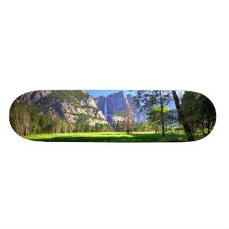 Reflections of Falls Skateboard